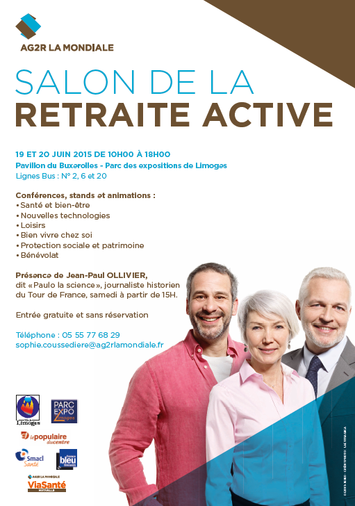 salon retraite active
